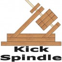 "Download Kick Spindle Plans 8 1/2"" x 11"""
